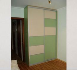 Двери для шкафа купе с разделителями