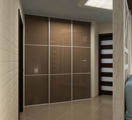 Заказная дверь для шкафа купе по индивидуальным размерам