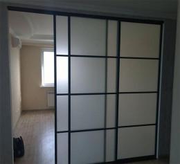 Двери купе по индивидуальным размерам