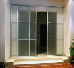 Подвесные раздвижные двери