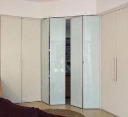 Двери купе в гардеробную недорогие