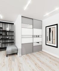 Шкаф в маленькую комнату