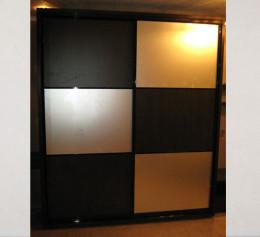 Шкафы купе 2 х дверные