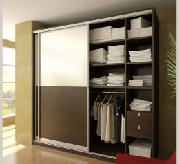 Шкаф гардеробный двухстворчатый