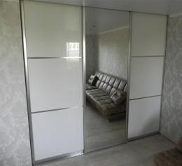 Шкаф купе 240 см  шириной