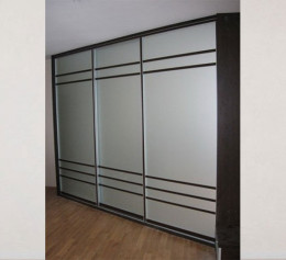 Шкаф купе в прихожую шириной 3 метра