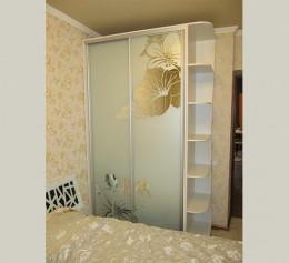 Шкаф купе с зеркалом в спальню купить