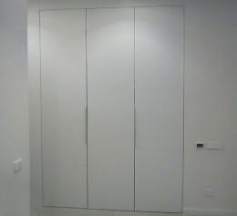 Складные МДФ двери в прихожую  |1304