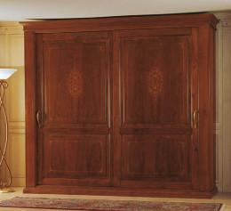 Шкаф в стиле ампир