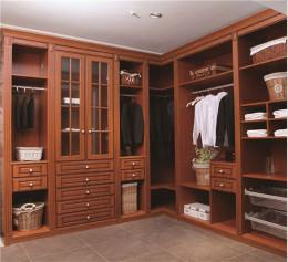 Шкаф гардероб из массива