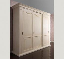 Шкаф для одежды прованс