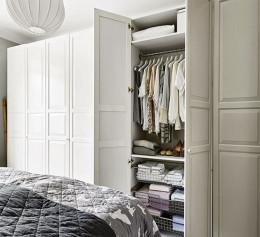 Шкафы распашные скандинавский стиль