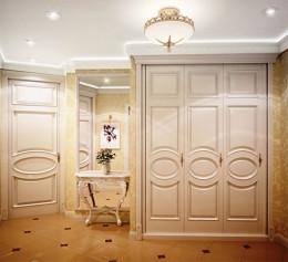 Классические шкафы в коридор