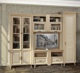Классические шкафы под телевизор