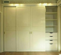 Шкаф раздвижной классический
