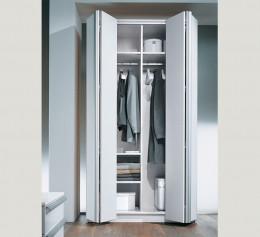 Шкаф белый 120 см ширина