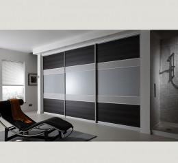Шкафы в спальню в стиле лофт