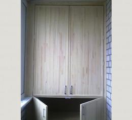 Шкаф на открытый балкон