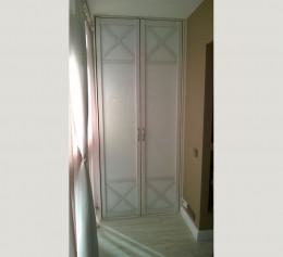 Навесные шкафы для балкона