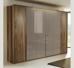 Шкафы распашные большие