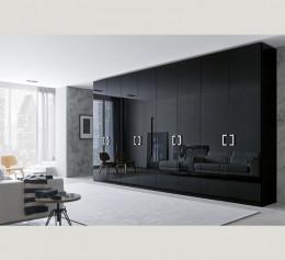 Шкафы для одежды с распашными дверями