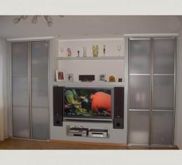 Стенка под телевизор со шкафом
