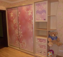 Шкаф для детского белья