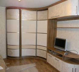 Угловые шкафы для телевизора