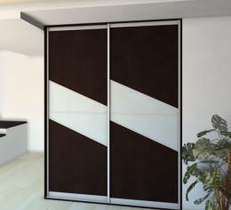 Шкаф в коридор в современном стиле