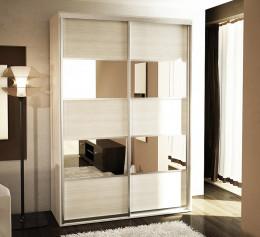 Шкаф 2 створчатый белый