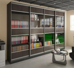 Книжные шкафы для офиса
