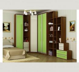 Угловые шкафы в комнату