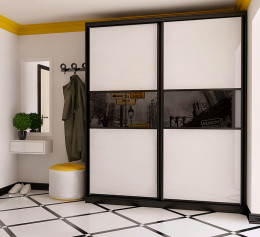 Шкаф для верхней одежды в прихожую