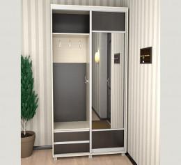 Шкафы в прихожую в коридор малогабаритные