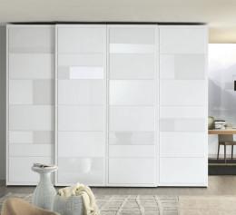 Шкаф белого цвета