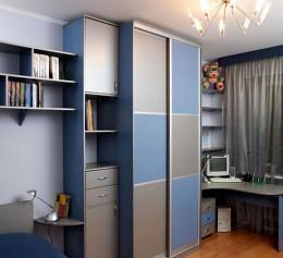 Шкаф для одежды для мальчика