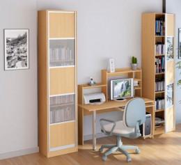 Шкаф одностворчатый офисный